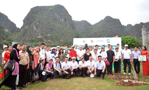 Các hoạt động bảo vệ vì môi trường tại Ninh Bình