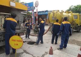 Dịch vụ thông tắc hút bể phốt giá rẻ tại Hà Nội