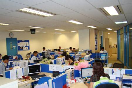 Dịch vụ hút bể phốt tại các cơ quan văn phòng