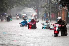 Dịch vụ thông tắc cống hút bể phốt phòng tránh ngày mưa bão